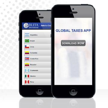 Global Taxes App