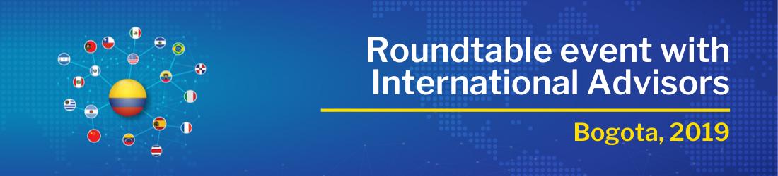 Roundtable Bogota 2019